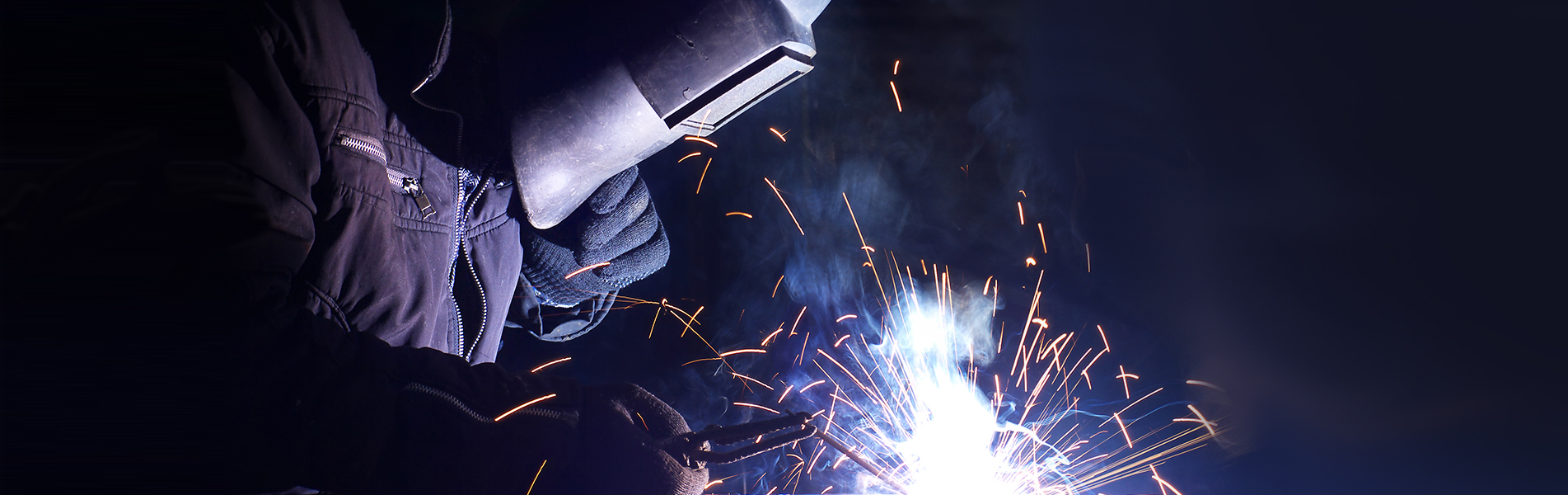 We match a welding method to the character of performed production